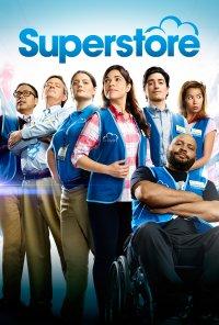 Poster da série Superstore (2015)