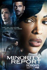 Poster da série Minority Report (2015)