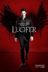 Poster da série Lucifer (2016)