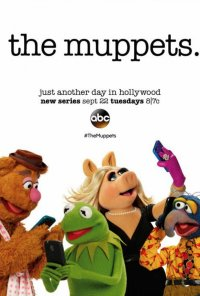 Poster da série Os Marretas / The Muppets (2015)