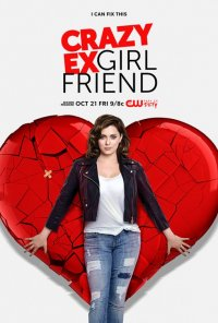Poster da série Crazy Ex-Girlfriend (2015)