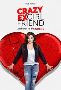 Poster da série Crazy Ex-Girlfriend (2015)