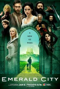 Poster da série Emerald City (2017)