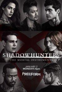 Poster da série Shadowhunters (2016)