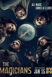 Poster da série The Magicians (2015)