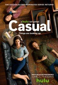 Poster da série Casual (2015)