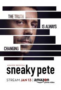 Poster da série Sneaky Pete (2015)