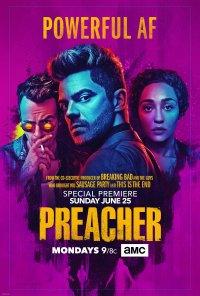 Poster da série Preacher (2016)