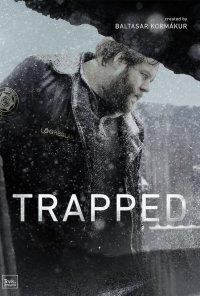 Poster da série Trapped / Ófærð (2015)