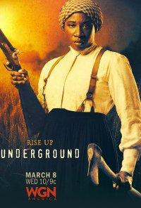 Poster da série Underground (2016)