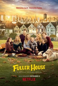 Poster da série Fuller House (2016)