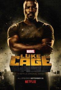 Poster da série Marvel's Luke Cage (2016)