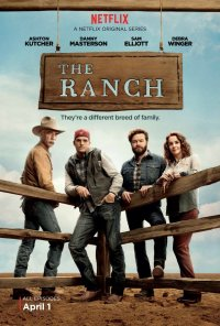 Poster da série The Ranch (2016)