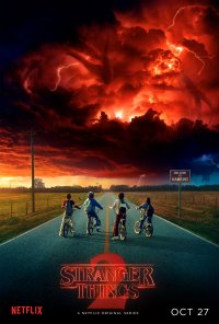 Poster da série Stranger Things (2016)