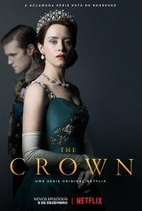 Poster da série The Crown (2016)
