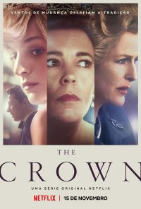 Poster da série The Crown (2016)
