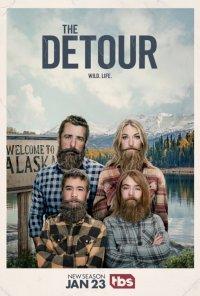 Poster da série The Detour (2016)