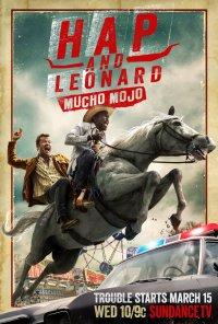 Poster da série Hap & Leonard / Hap and Leonard (2016)