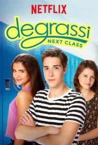 Poster da série Degrassi: Next Class (2016)