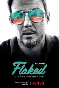 Poster da série Flaked (2016)