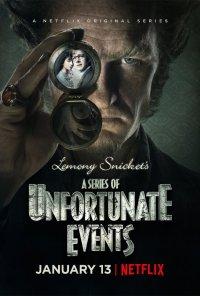 Poster da série Uma Série de Desgraças / A Series of Unfortunate Events (2017)