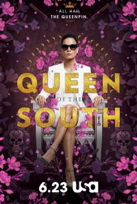 Poster da série Rainha do Sul / Queen of the South (2016)