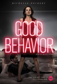 Poster da série Good Behavior (2016)