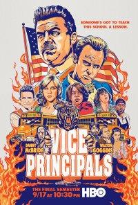 Poster da série Vice Principals (2016)