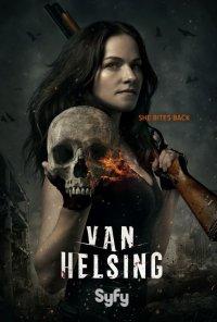 Poster da série Van Helsing (2016)