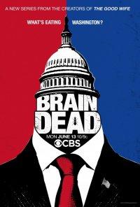 Poster da série BrainDead (2016)