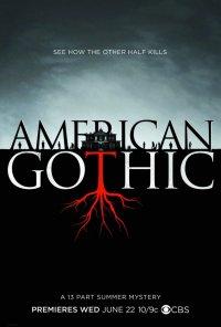 Poster da série American Gothic (2016)