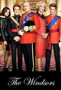 Poster da série The Windsors (2016)