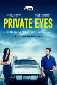 Poster da série Private Eyes (2016)
