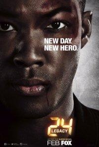 Poster da série 24: Legacy (2017)