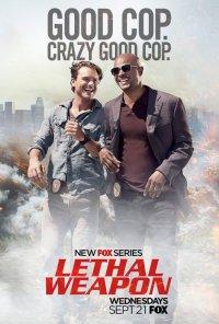 Poster da série Arma Mortífera / Lethal Weapon (2016)