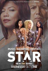 Poster da série Star (2017)