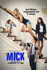 Poster da série The Mick (2017)