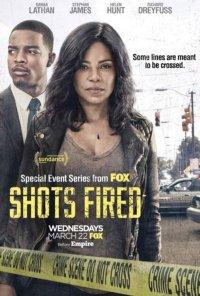 Poster da série Shots Fired (2016)
