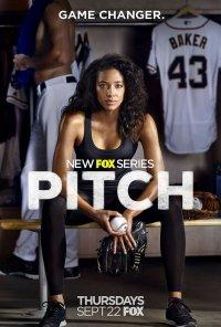 Poster da série Pitch (2016)