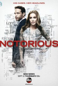 Poster da série Notorious (2016)