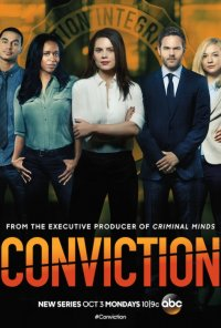 Poster da série Conviction (2016)