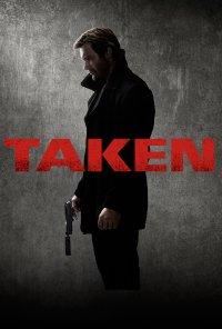 Poster da série Taken (2017)