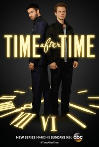 Poster da série Time After Time (2017)