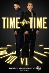 Poster da série Time After Time (2017)