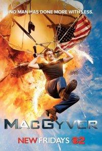 Poster da série MacGyver (2016)