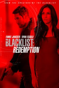 Poster da série The Blacklist: Redemption (2017)