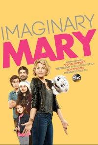 Poster da série Imaginary Mary (2016)