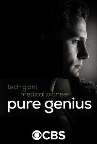 Poster da série Pure Genius (2016)