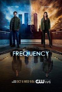 Poster da série Frequência / Frequency (2016)