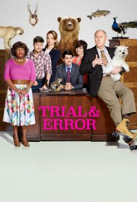 Poster da série Trial & Error (2017)